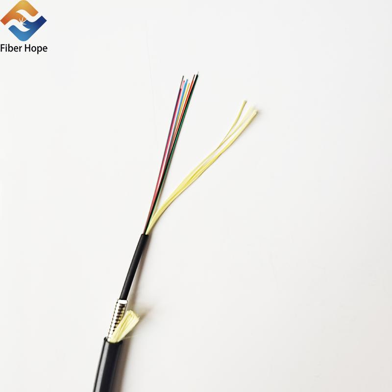 product-Indoor Distribution Armored Optical Fiber Cable GJSFJV-Fiber Hope-img-1