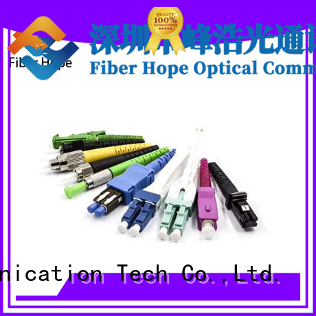 Fiber Hope fiber optic patch cord FTTx
