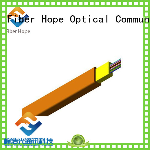 Fiber Hope clear signal optical cable suitable for transfer information