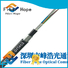 thick protective layer fiber cable types good for networks interconnection