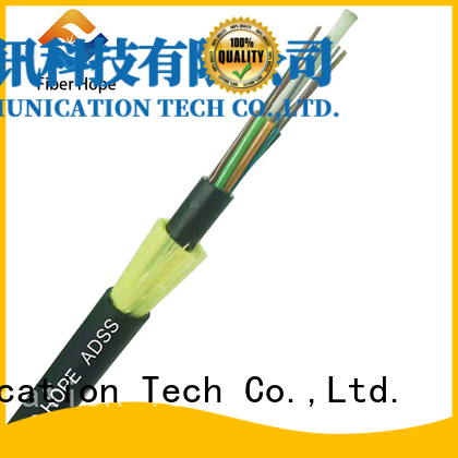 Fiber Hope mechanical design Aerial Cable suitable for